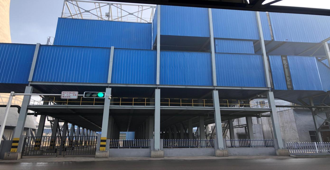 沙钢集团江苏利淮钢铁265t/h燃气锅炉烟气净化项目方案
