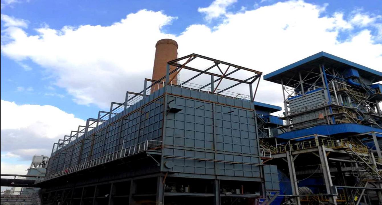 唐山文丰集团2110t/h燃气锅炉烟气净化项目方案